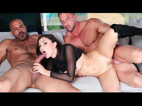 BALLER TALES - Ariana Marie in hot threeway bang