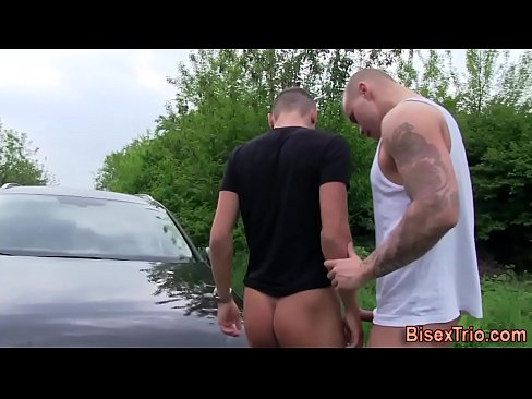 Bisex guy gets ass fucked