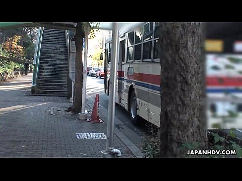 Asian teen gets annihilated in the hijacked bus