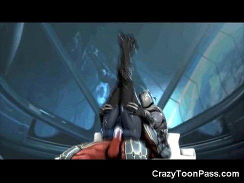Halo Elite Porn Dominance - 3D Female Aliens Fucking Big Cocks! - XVIDEOS.COM