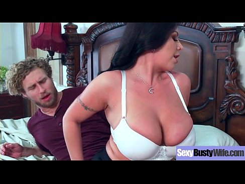 (Sheridan Love) Lovely Horny Housewife With Bigtits Like  Hardcore Sex clip-24