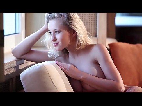 Blonde European Beauty Candice B - hubxxxporn.com