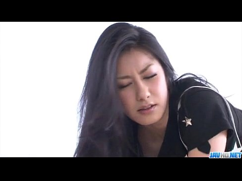 Video bokep Proper masturbation solo show along nasty Kyoka Ishiguro