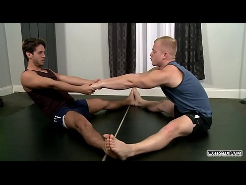 Workingout Made Them Horny So These Guys Had Anal