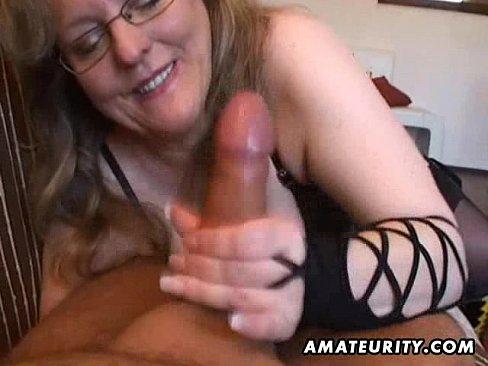 alot of cum on amateur wife