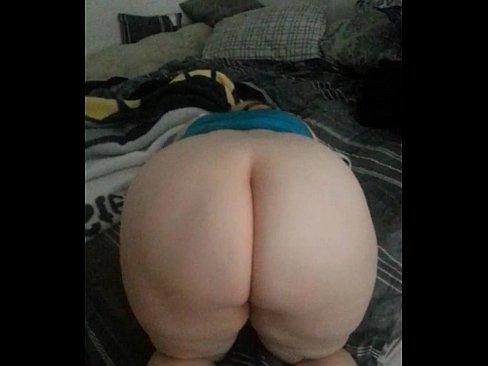 Nice asian butt