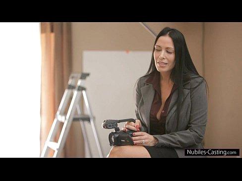 Casting camera porno