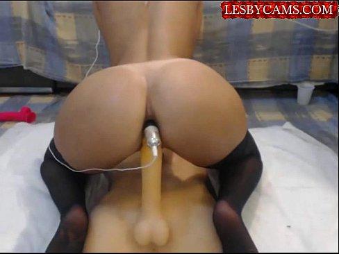 Vibrator Ass Dick Pussy