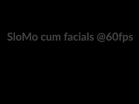 60FPS SloMo POV Cumshots Cumpilation