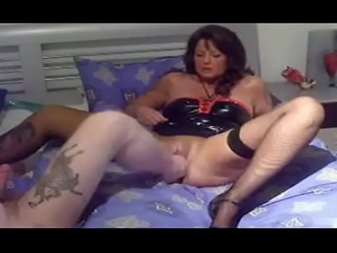 Letx milf gets fisted