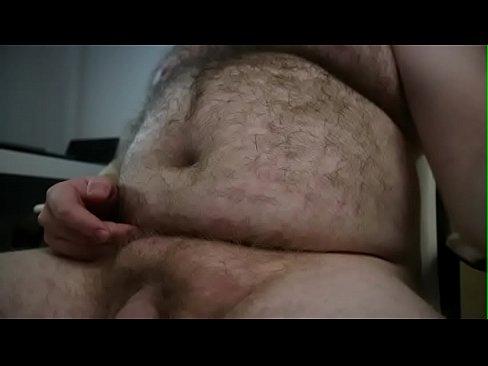 gay Big hairy chubby