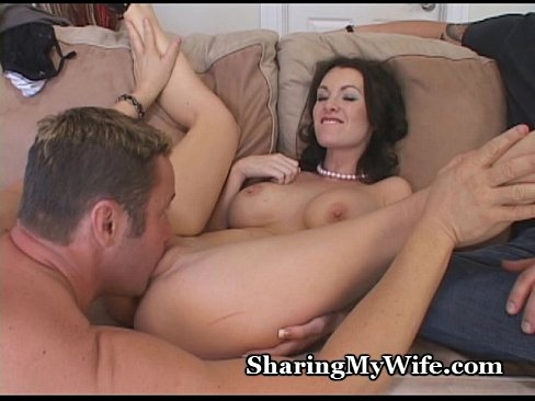 Amateur mature married