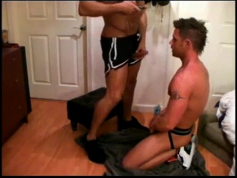 Benjamin getting fucked hard by jeremy