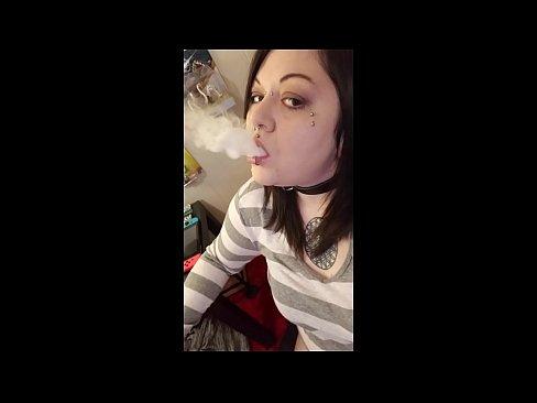 hot smoke fetish compilation