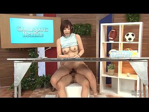 Japanese News Reporter Fuck Mini Compilation 1