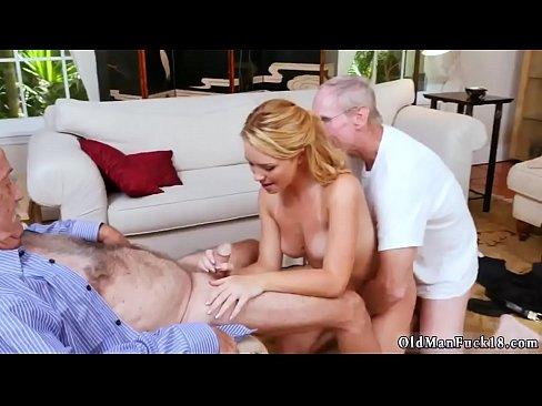 Mature thong anal