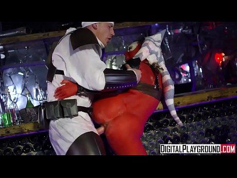 Latex hentai video