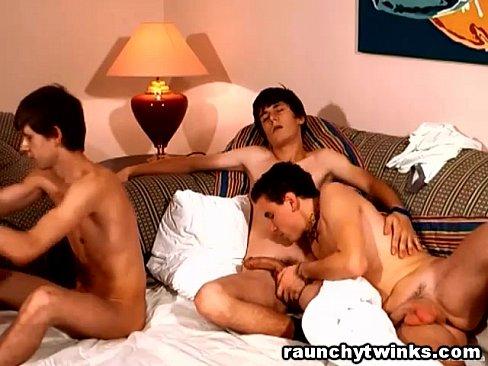 Straight jocks gay sex