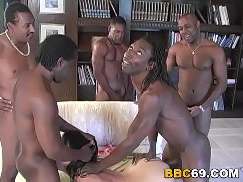 anal orgy Intarracial