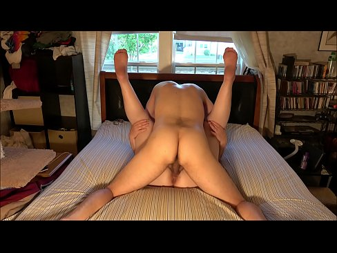 amateur home couple hard fuck bouncing pump orgasm