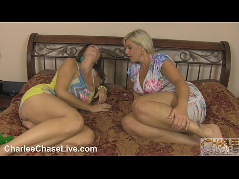 Charlee Chase Tickle Feet