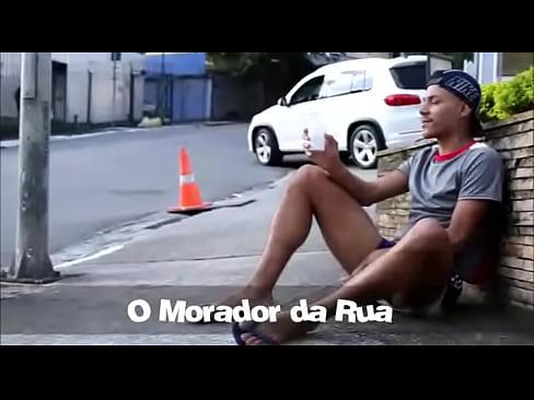 O MORADOR DE RUA DOTADO-2 min