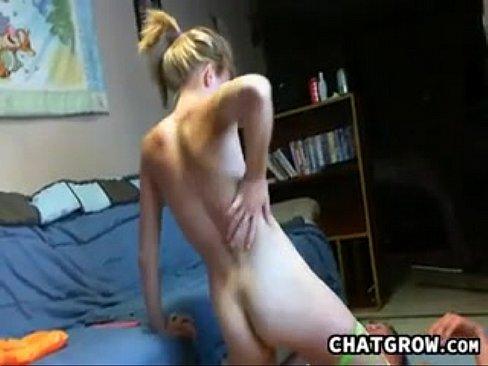 Naked brunette women and vibrators