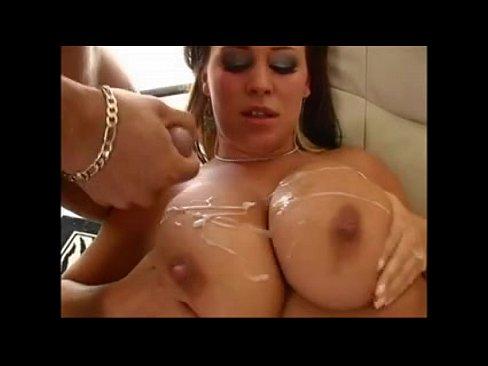 cummed on boobs Huge