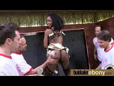 Hot ebony Hot cum Slut girlfriend Hottie Bukkake splatter Occasion 21
