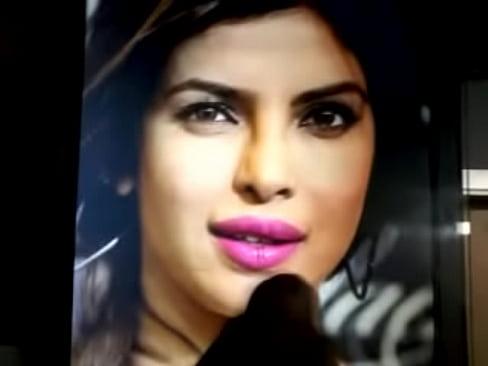 Cum Short Tribute To Prianka  Chopra Face 3's Thumb