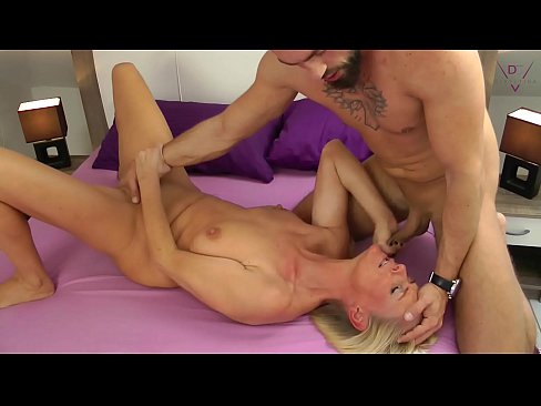 Young Boy first Sex with Mature Woman