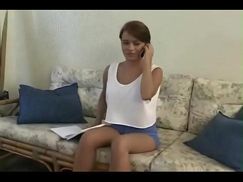 Brasileira gostosa liberou tudo pro massagista
