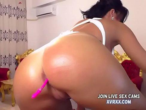 Black Girls Bubble Butt