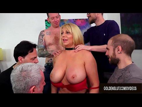 Mature Ffm Big Tit Threesome