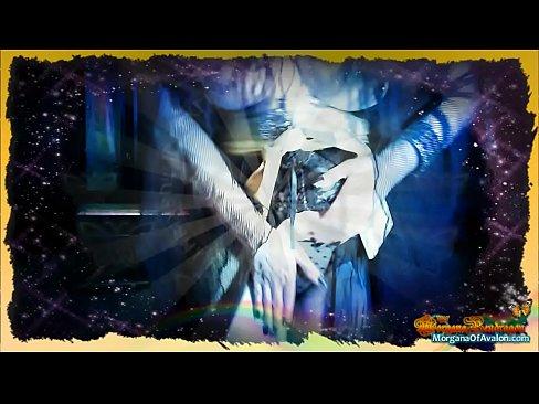 ASMR Magical Hands Free Orgasm Session With Morgana PendragonXXX Sex Videos 3gp