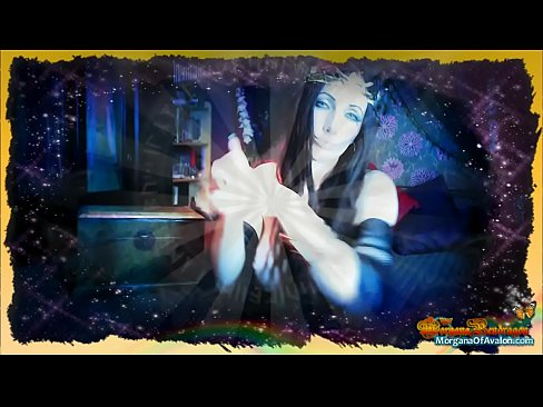 ASMR Magical Hands Free Orgasm Session With Morgana Pendragon