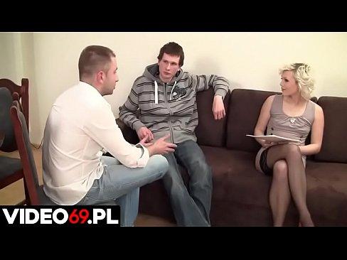 Polskie porno - Pokaż kochanie na co cię stać!