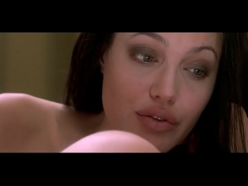 Think, that angelina jolie fuck strapon