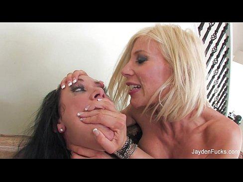 Jayden Jaymes Lesbian's Attack!