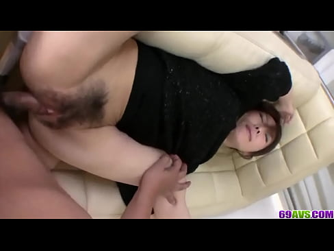 Mizuki Tsukamoto rides cock very hard and enjoys cum
