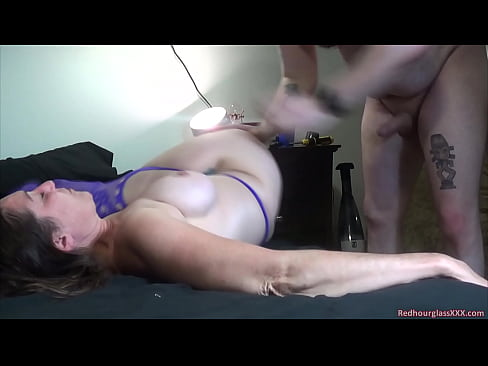 Busty MILF Veronica is a local girl who loves to fuck