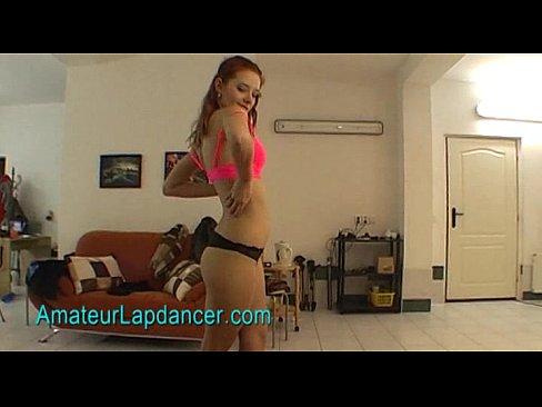 ginger nude lapdance