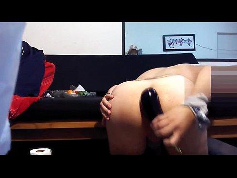 Stretch twink ass video