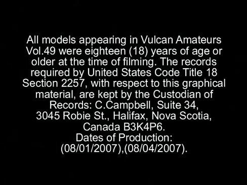Vulcan amateurs 49