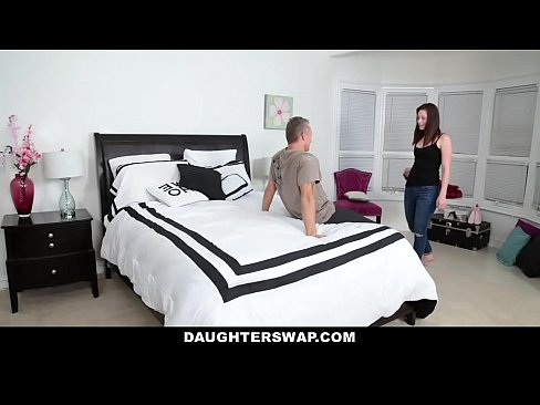 DaughterSwap – Hot Daughter Revenge Fucked By Dads Friend
