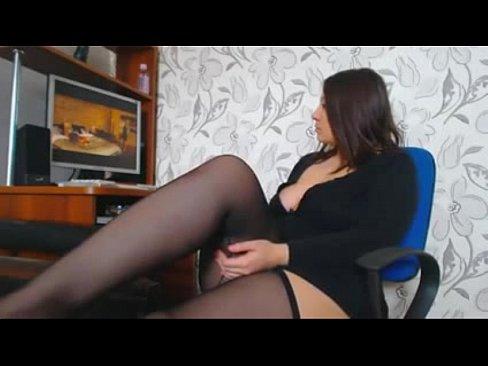 watching porn masturbating Woman