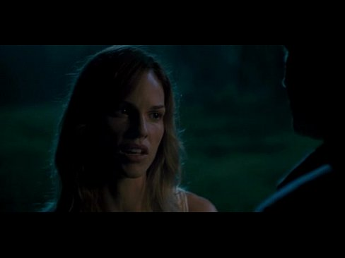 Hilary swank sex scene the reaping