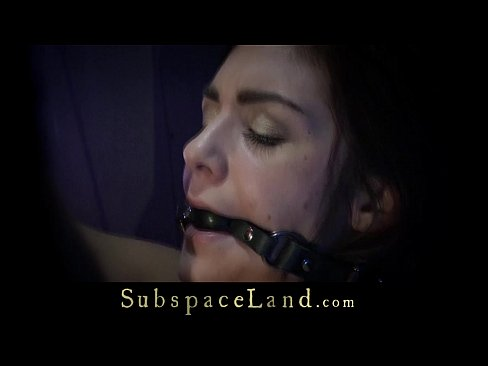 Ball gagged slave takes pussy ruthless game in silenceXXX Sex Videos 3gp