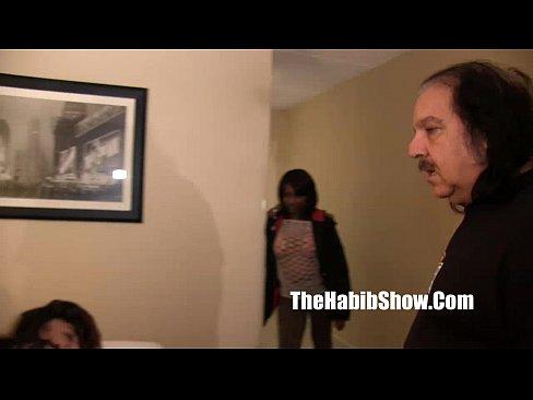 Ron Jeremy Fucks Amateur