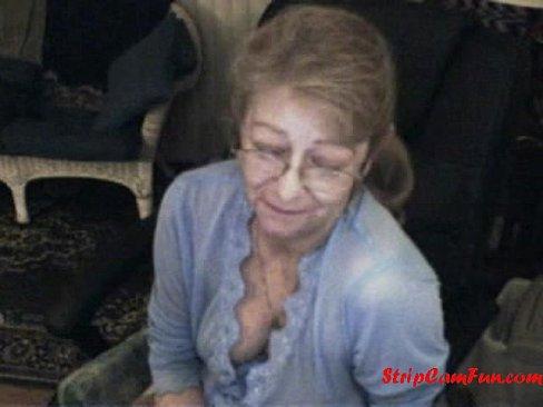 Free facial videos granny